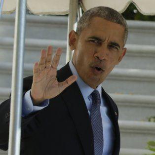 Despedida. Al final de su mandato, Obama goza de un 55% de popularidad.