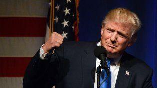 Sorpresa. Donald Trump fue subestimado como candidato por muchos analistas