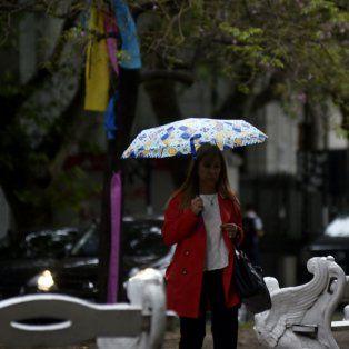 Para hoy se esperan tormentas en la región sur de la provincia.