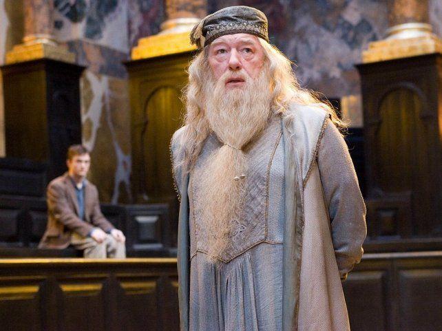 Albus Dumbledore reaparecerá en la nueva saga de Harry Potter