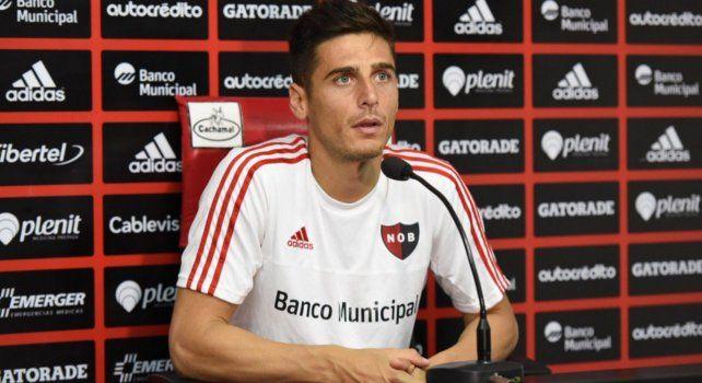 Sebastián Prediger dijo que espera sumar minutos hasta final del torneo para lograr una plena recuperación.