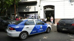 Un boquete en la pared del penal fue hallado hoy por el personal por el personal de la comisaría 7ª.