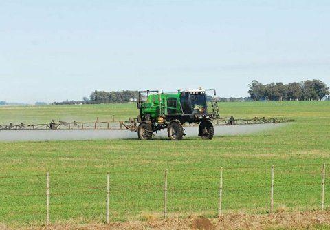 Bajo la lupa. El informe que criticó el ministro de Salud ponía de relieve la utilización de agroquímicos y sus efectos sobre la población.