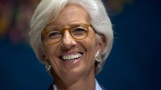 Lagarde felicitó al gobierno argentino por su vocación de transparencia.