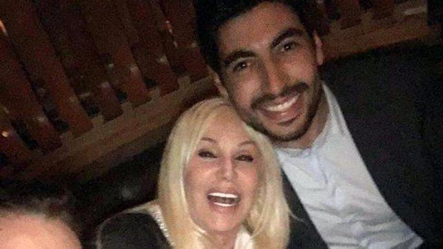 Facundo Moyano rompió el silencio y contó los detalles de su relación con Susana