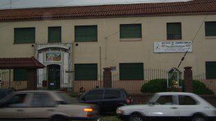 El colegio Sagrada Familia de Quilmes deslindó responsabilidades.
