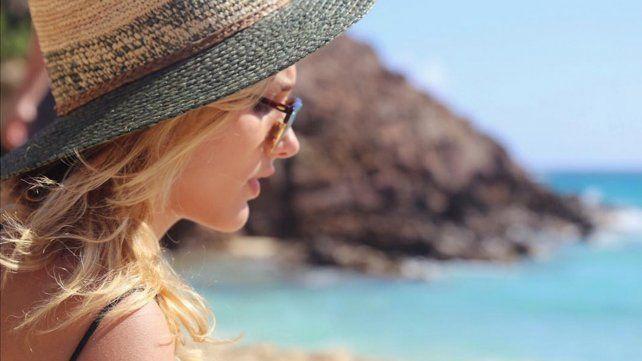 Sasha Meneghel, la hija de Xuxa, cumplió 18 años y cautiva con su belleza