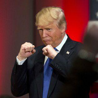El presidente electo de Estados Unidos, Donald Trump, destacó su relación con el presidente Mauricio Macri.