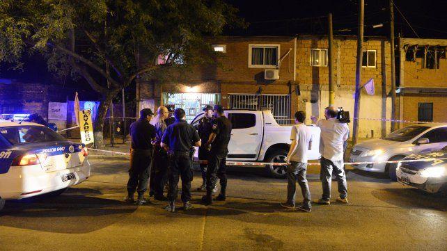 El vicepresidente segundo del club del parque Independencia fue víctima de una balacera.