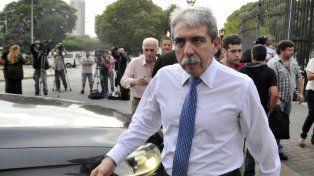 Aníbal Fernández, exjefe de Gabinete de Cristina Fernández, admitió que el dinero de los bolsos de José López provendría de coimas.