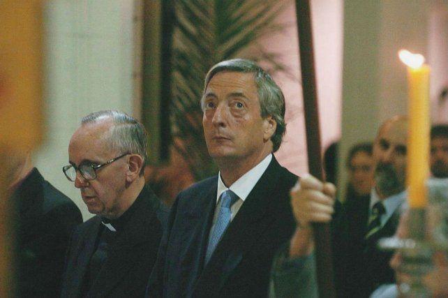 Otros tiempos. Bergoglio y Néstor Kirchner