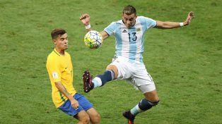 Argentina no hizo pie en Belo Horizonte y cayó por goleada frente a Brasil