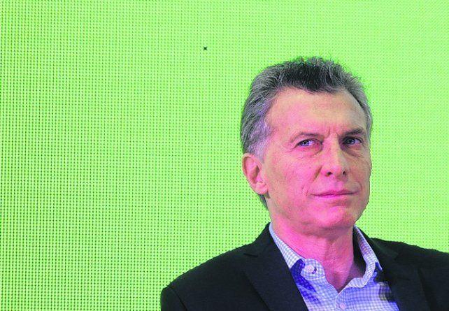Chicana. Por segunda vez en pocos días Macri fustigó a los legisladores.