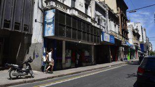 Allanaron la sede de un instituto de moda y diseño