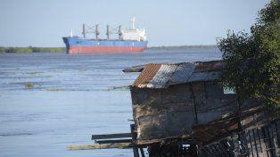 villa g. galvez apunta a volver a disfrutar de la costa del rio parana