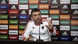 El entrenador Diego Osella dijo que