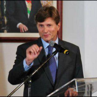 Enrique de la Madrid Cordero,secretario de Turismo Federal de México.