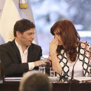 En problemas. Cristina y Kicillof, junto a otros 12 imputados, ya fueron procesados por el juez Claudio Bonadio.
