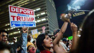 ¿Sueño o realidad? Multitudinarias protestas contra Trump en California, la sexta mayor economía del mundo.