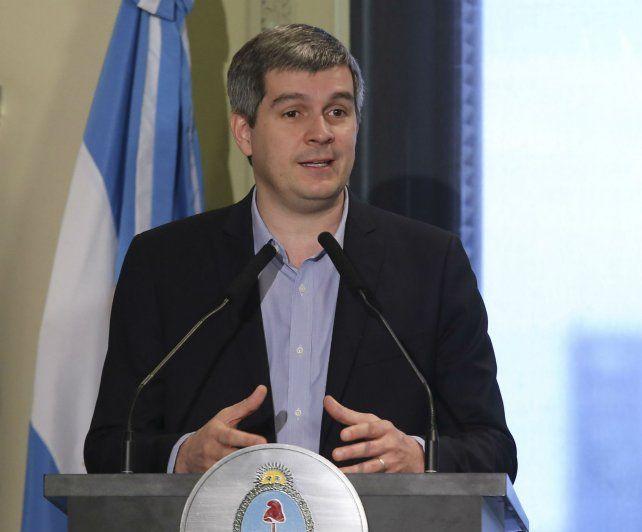 Jefe de ministros. Peña está convencido de que el gobierno hizo un muy buen trabajo este año.