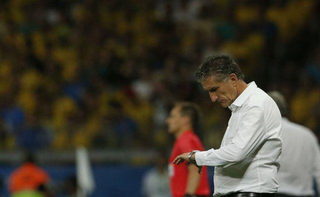 Suena la alarma. El Patón tendría las horas contadas al frente del seleccionado argentino.
