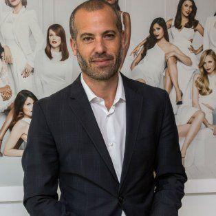 CEO. Marcelo Zimet, máximo referente de la empresa en Argentina.