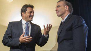 Pichetto no descartó a Massa como líder del PJ
