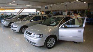 Crecieron un 9 por ciento las ventas de autos usados en el primer trimestre
