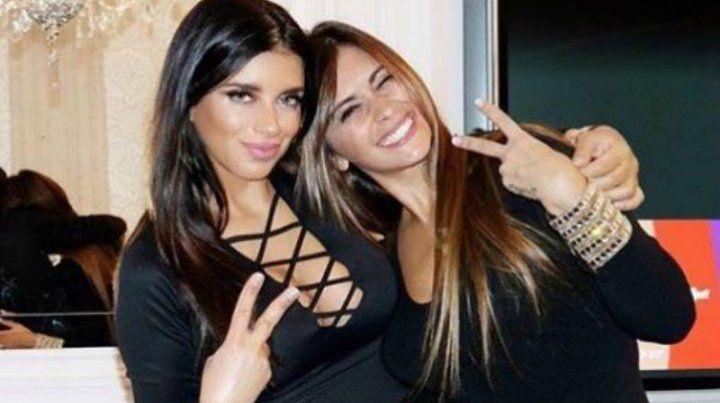 Antonella Roccuzzo se reencontró con su mejor amiga, la diosa Daniella Semaan