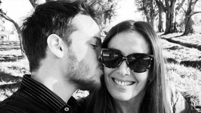 Viviana Saccone confesó sus prejuicios y reveló la intimidad con su novio 25 años menor