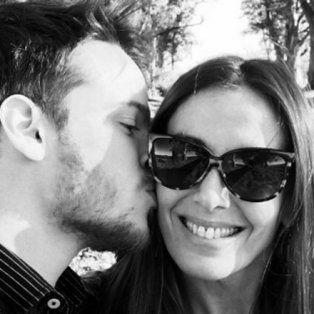 viviana saccone confeso sus prejuicios y revelo la intimidad con su novio 25 anos menor