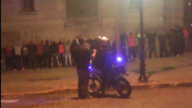 Batahola, tiros y adolescentes detenidos cerca de la Fiesta de Colectividades