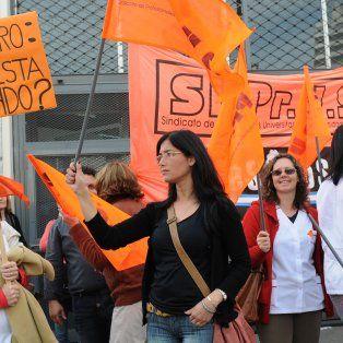 Siprus pide la reapertura de la paritaria, la defensa del sistema previsional y apunta a una nueva cesantía en el Nodo Reconquista.