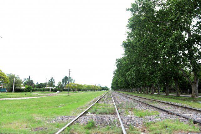 En buen estado. Los ediles señalaron que las vías del ferrocarril se pueden recuperar en poco tiempo.