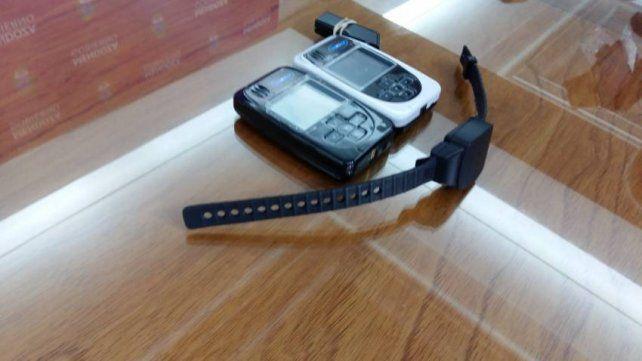 Mendoza probará la pulsera electrónica