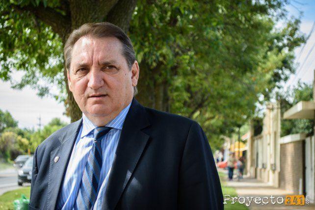 El ministro de Trabajo de la provincia
