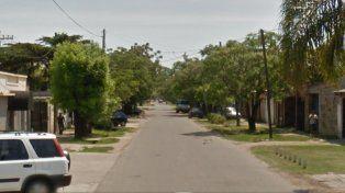 El robo ocurrió en el barrio Ludueña de Rosario.