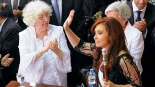 La madre de Cristina Fernández afronta dos denuncias penales en Comodoro Py