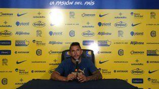 Montoya aseguró que Boca espera a Central en la Bombonera con el cuchillo y el tenedor