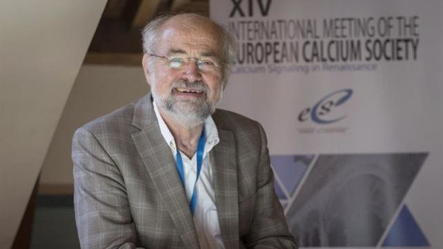 Erwin Neher. El Nobel alemán.