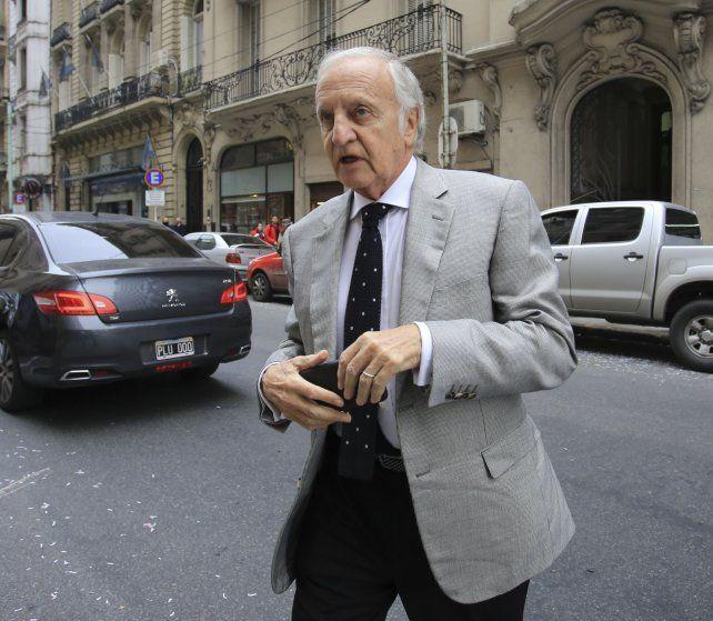 Marín. El director de Fútbol para Todos.