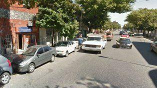 El local se encuentra en Eva Perón al 4300.