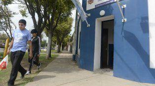 La subcomisaría 15 de Pueblo Esther. La denuncia quedó radicada allí.