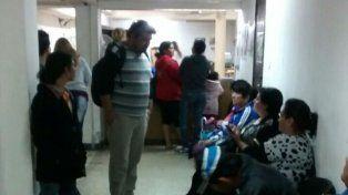 Representantes de la CCC se congregaron en las oficinas de San Lorenzo al 1000.