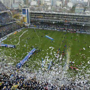 La hinchada argentina hará vibrar la Bombonera.