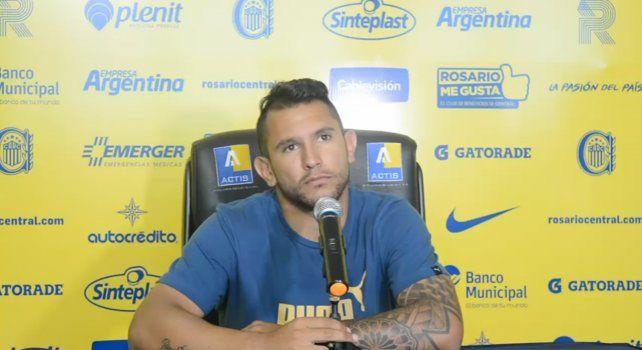 Montoya dijo que para la semifinal de la Copa Argentina ante Belgrano falta un montón.