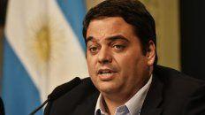 El ministro Triaca suscribió el acuerdo con el titular de UPCN, Andrés Rodríguez.