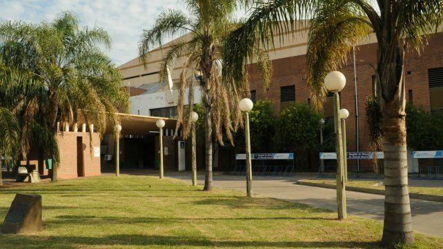 El niño llegó sin vida al hospital de Niños Orlando Alassia.