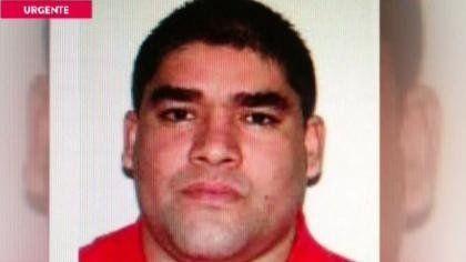 pablo reyes. El custodio privado de 35 años tuvo el cadáver en un placar.