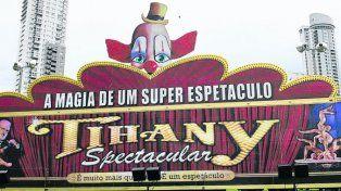 Obligan al circo Tihany a abandonar el predio donde se estaba instalando